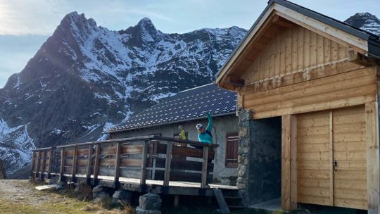 où randonner et se restaurer à Chamonix